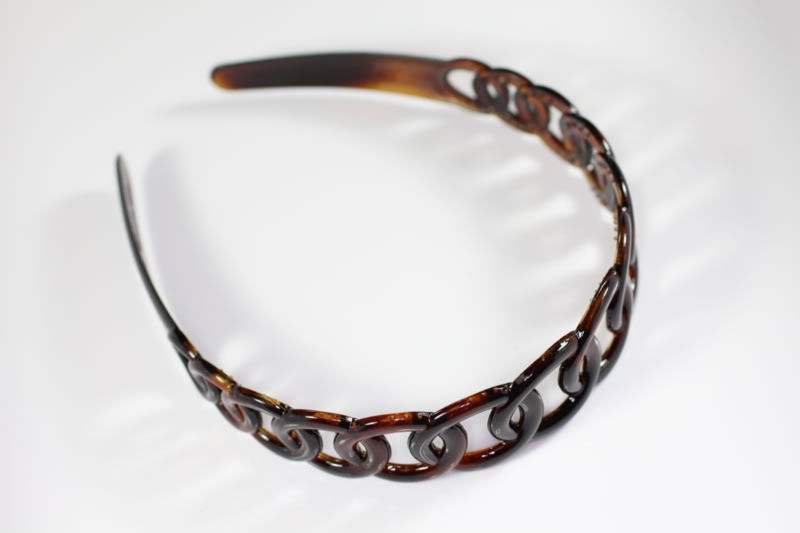 25mm Looped Rings Headband