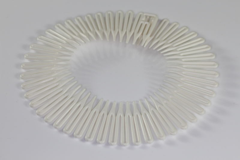 12cm Classic Flexi Comb - Various Finishes