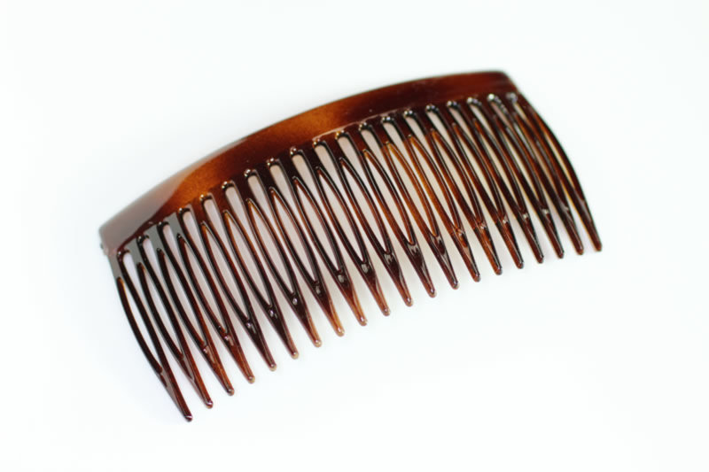 9cm Wide Side Comb x2 - Various Finishes
