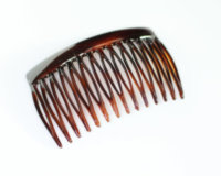 6.5cm Standard Side Comb x2 - Various Finishes