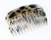 7cm Plain Top Side Comb